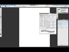 Create a customised graphic brush in Photoshop