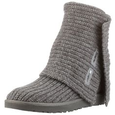 http://amzn.to/HCu7S9       Great for those chilly fall mornings.       #UGG Women's Classic Cardy #Boots