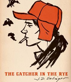 The Catcher in the Rye is J.D. Salinger's only published novel, and it forced him into hiding.