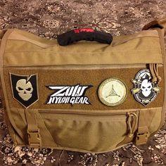 ITS Tactical Messenger Bag by ZuluNylonGear | TAD Gear | GORUCK Ascent - Mike P.