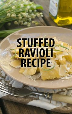 The Chew Pantry Recipes: Mario Batali Amatriciana Ravioli Recipe The Chew Recipes, Bacon Recipes, Rice Recipes, Great Recipes, Dessert Recipes, Favorite Recipes, Healthy Recipes, The Chew Tv Show, Mario Batali