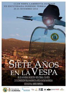 VII Escuterada Ourense Termal en Ourense
