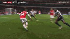 Soccer Gif Animation Goal  Don't ask for a foul when you know you can still play on.