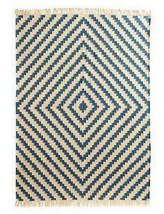 heine home - Kelim blau im Heine Online-Shop kaufen