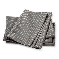 Schwarze Küche Handtücher