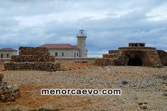 Faro de Punta Nati, Ciutadella,  Menorca. Ciutadella Menorca, Monument Valley, Nature, Travel, Light House, Fortaleza, Monuments, Palaces, Islands