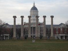 University of Missouri, Columbia, Missouri