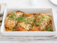 Delicious Chicken and Bacon Casserole