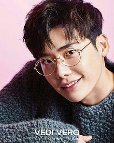 Lee Jong Suk for Vedi Vero