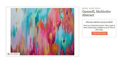 On Pinterest Eclectic Bedrooms Abstract Canvas Art And Diy Wall Art