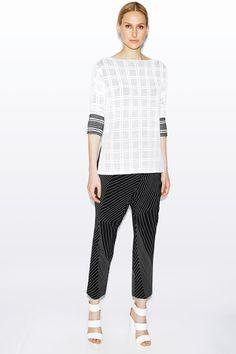 #TSE #tsecashmere #cashmere #luxury #resort2016 #resort #stripes