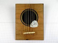 Splitcoaststampers - Guitar Card