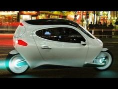 A San Francisco start-up has developed a car that could be a game changer for the auto industry. Lit Motors C-1 bridges the gap between a car and a motorcycle, providing the safety of a car without the high ongoing costs of ownership. Because the vehicle