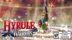 Latest from the Legend of Zelda and the creators of Dynasty Warriors.