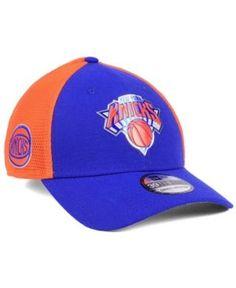 New Era New York Knicks On Court 39THIRTY Cap - Blue L/XL