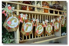 Stampin' Up! Banner By Connie at Constantly Stamping