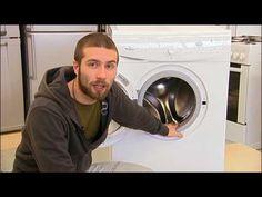 Jak se správně starat o pračku - Prohlédnout video