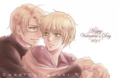 Beautiful Valentine's Day Anime Artworks