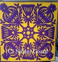 Hawaiian Art, Hawaiian Quilts, Applique Patterns, Quilt Patterns, Silky Touch, Custom Quilts, Kona Cotton, Dust Mites, Blanket Sizes