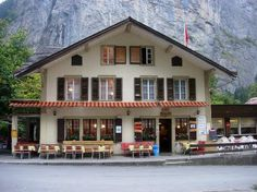 very special Hotel Stechelberg in Lauterbrunnen Valley, Switzerland....sweetest stay....staring up at the mountains and waterfalls....enjoying great meals with yummy creamy soups...riding up the gondola ....Guten Tag!