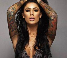 Tattoo photo of Lisa Marie Burnley