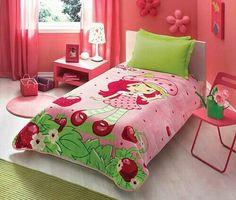 Strawberry Shortcake Bedroom