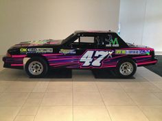 Kyle Pelrine #47x 4 cyl division Merrittville & Humberstone Speedway sponsored by Racers Classifieds