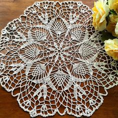 Cherokee Rose #crochet #handmade #doily #etsy #etsyshop Cherokee Rose, Home Made Soap, Doilies, Charts, Coasters, Jewelry Making, Cottage, Colorful, Etsy Shop