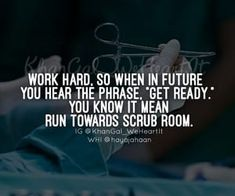 Medicine quotes discovered by KhanGal_WeHeartIt Exam Motivation, Study Motivation Quotes, Study Quotes, School Motivation, Studying Medicine, Medicine Student, Exam Quotes, Career Quotes, Inspirational Quotes About Success