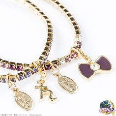 Sailor Moon and ma chére Cosette? are coming out with bracelet sets packaged in a gorgeous pink jewelry box! Sailor Moon Jewelry, Sailor Moon Toys, Sailor Moon Crystal, Fashion Bracelets, Fashion Jewelry, Sailor Moon Collectibles, Sailor Moon Merchandise, Sailor Saturn, Bracelet Set
