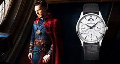 Dr Strange Watch - Jaeger LeCoultre Master Ultra Thin