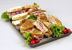 Panini Station - Sandwiches grilled to order, and salads & sandwiches ready to grab and go. Lunch, solved