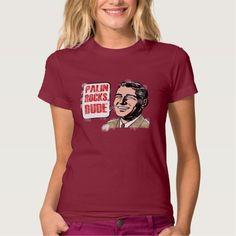 PALIN ROCKS, DUDE T-SHIRTS T Shirt, Hoodie Sweatshirt