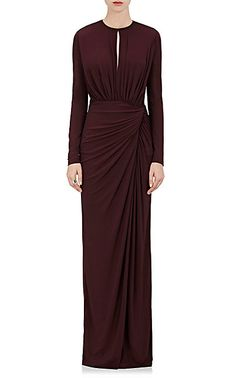 We Adore: The Gathered Gown from Givenchy at Barneys New York