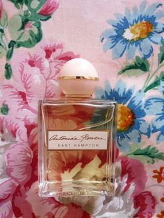 Antonia's Flowers ~beautiful light floral scent of Freesia~I love this perfume!~ did you know that the freesia flower is the symbol for innocence and friendship?~ sweet