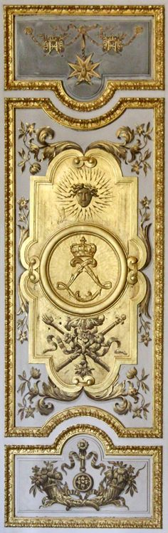 1000 images about ornamentation on pinterest grisaille for Quel salon porte de versailles