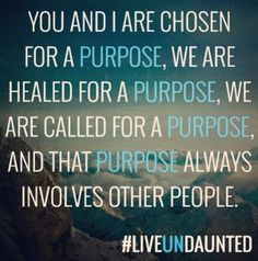 LOVE, LOVE, LOVE this quote from Christine Caine's book!