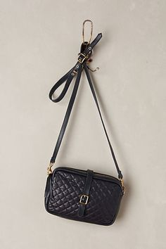 Quilted Crossbody Bag #anthropologie