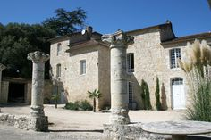 [For sale] In Agen, built on the foundations of a former priory, this beautiful mansion is located in a dominant position. It develops about 310 m² living space with 12 rooms including 4 bedrooms, About 2 hectares, it has many outbuildings: chai, barns, pigeon ... #luxuryrealestate #realestate #forsalefrance #forsalermansion #forsaleagen