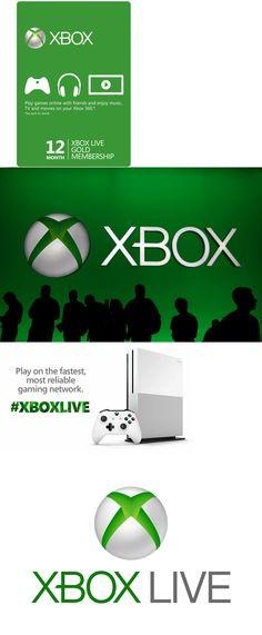 13 amazing Xbox Live Gold Free images | Xbox live, Coding