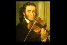 """Niccolò Paganini - """"Violin Concerto No. 2 in B minor ('La campanella') Op. Classical Music Composers, B Minor, Electric Violin, School Portraits, Kunst Poster, Music Humor, Kinds Of Music, My Favorite Music, Techno"""