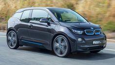 2017 BMW i3 to get 200 km (EPA) range, production starts July | Electric Vehicle News