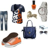 Broncos Outfit