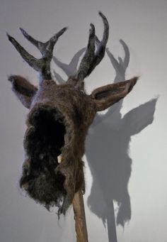 Feltabulous: Black Sheep: the darker side of felt - exhibition