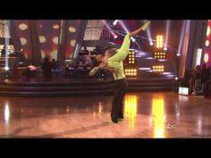 Nicole Scherzinger & Derek Hough - Freestyle - Week 10