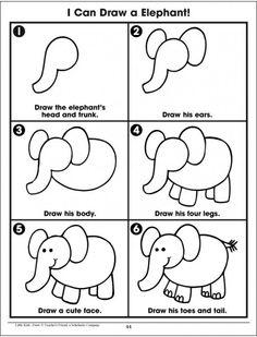 Little Kids . . . Draw!                                                       …