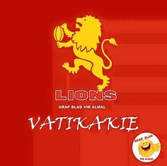 4 Life, Rugby, Lions, South Africa, Sports, Fictional Characters, Lion, Sport, Rugby Sport