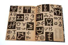 writing-system: Cattle Brands Portfolio #2 Frank Zachary 1950 Source