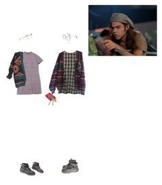 """You cool, man?"" by bloss-em ❤ liked on Polyvore featuring Retrò"
