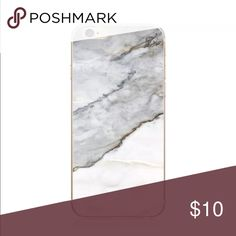 ❗Marble soft iPhone case cover❗ Marble soft iPhone case cover ⭐️7 Plus ⭐️Brand New. ⭐️*Please note due to lighting on cameras there may be a slight color difference**Other brands in my closet Brandy Melville, Victoria's Secret, Victoria's Secret Pink, Juicy Couture, True Religion, Metal Mulisha, Mek Sorry no trades🚫 Happy Poshing 😃 Accessories Phone Cases